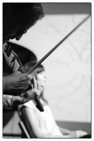 Oren Ambarchi Festival Cafe Oto night 1 - Fabio Lugaro 09